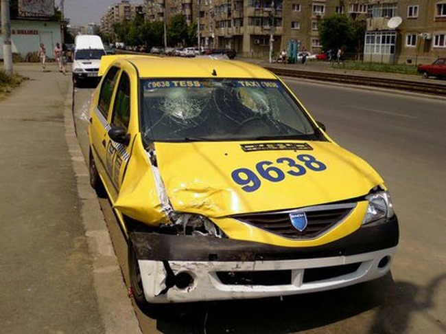 taxi-accident