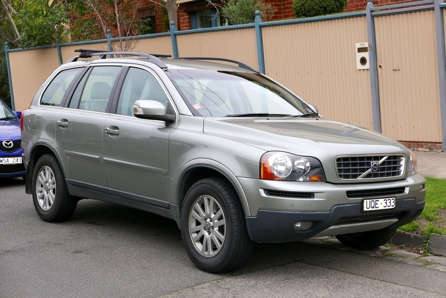 2007_Volvo_XC90