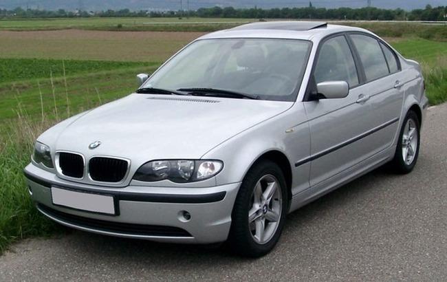 BMW_E46_front