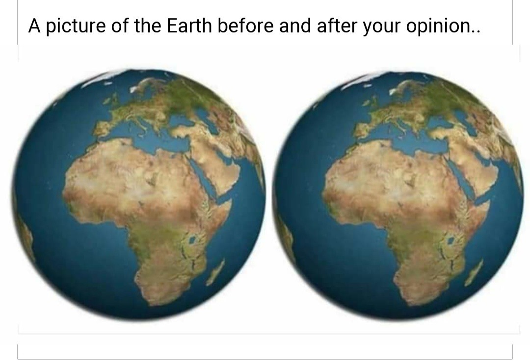 earth-opinion