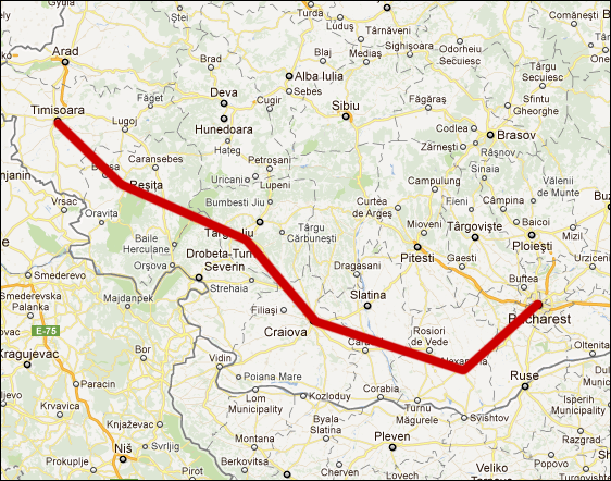autostrada-bucuresti-craiova-timisoara