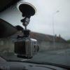 GoPro Hero2 HD - ventuză mică în parbriz