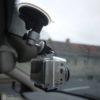 GoPro Hero2 HD - ventuză mică din lateral