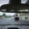 GoPro Hero2 HD - ventuză mică din spate