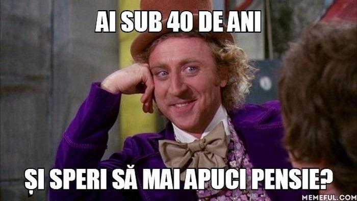 40ani-pensie