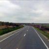 şoseaua văzută de jos