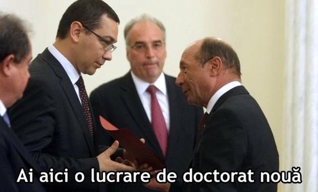 Ponta, încă un plagiat