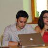 Ionuţ Tecuceanu şi Sonia Naiba