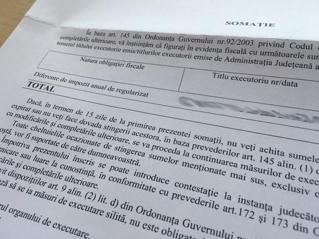 Inutilitatea declarației fiscale și ANAF #6