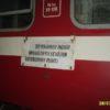 şoricel in tren