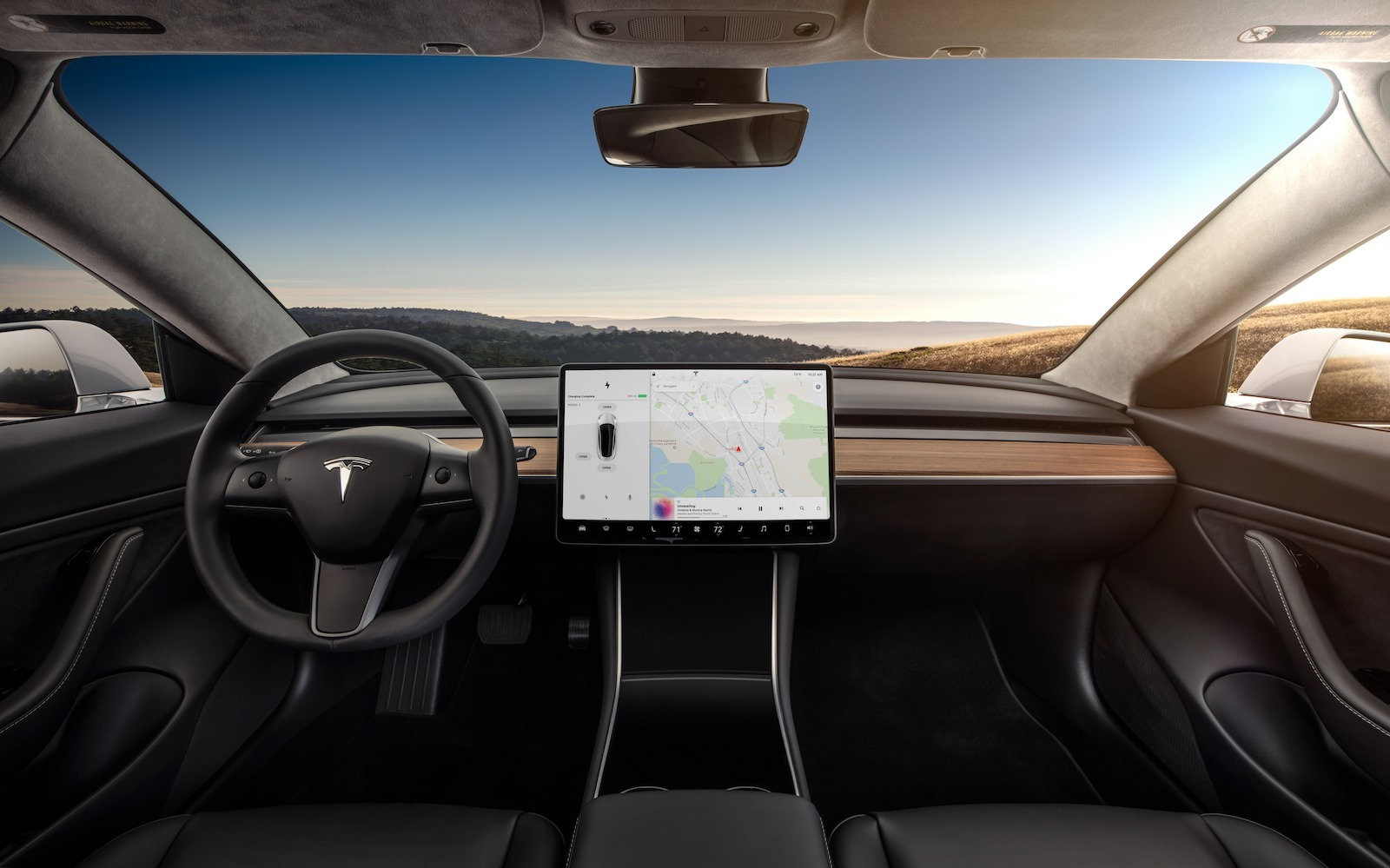 tesla-model3-dashboard