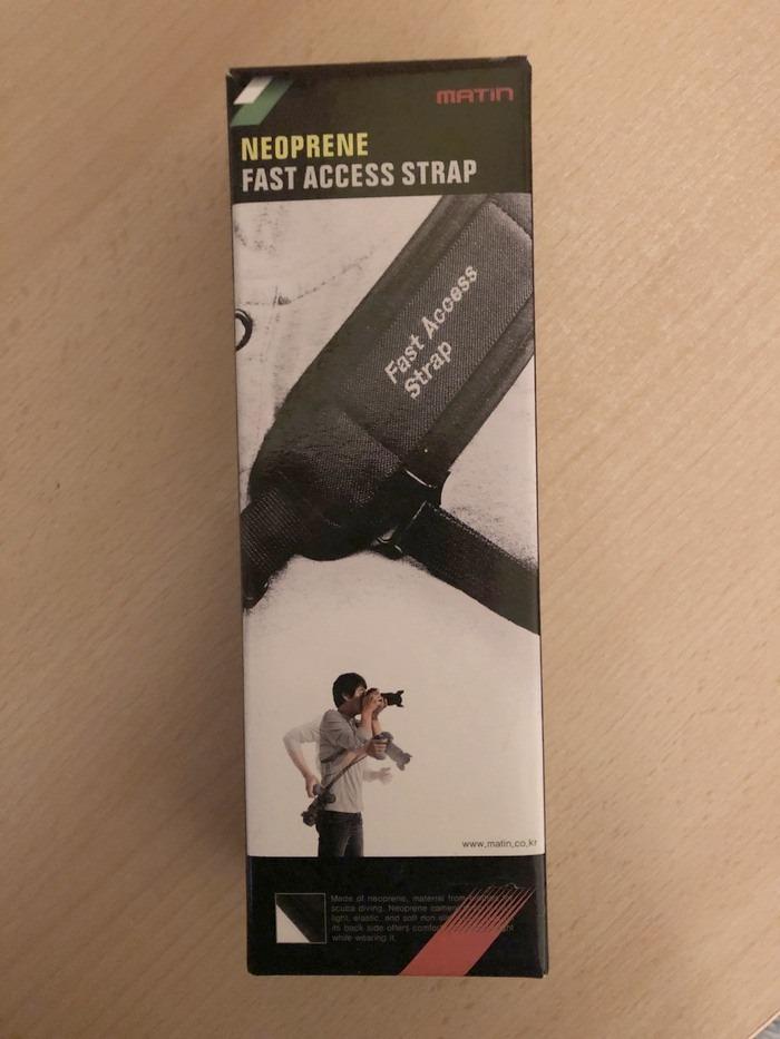 fast-access-strap