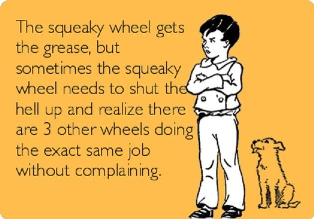 fun-complaining