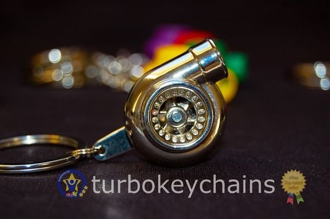 turbo-keychain
