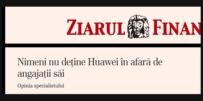 huawei-angajati