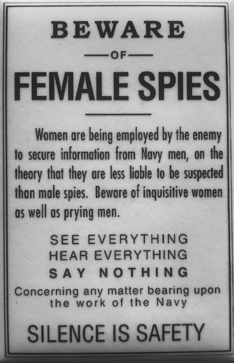 female-spies